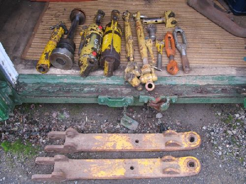 3 Point Linkage Parts Various