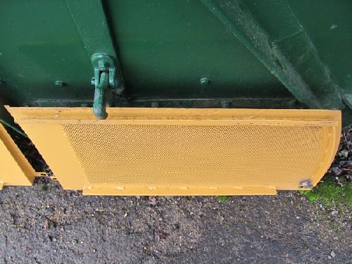 Caterpillar Engine Side Guards Picture 4