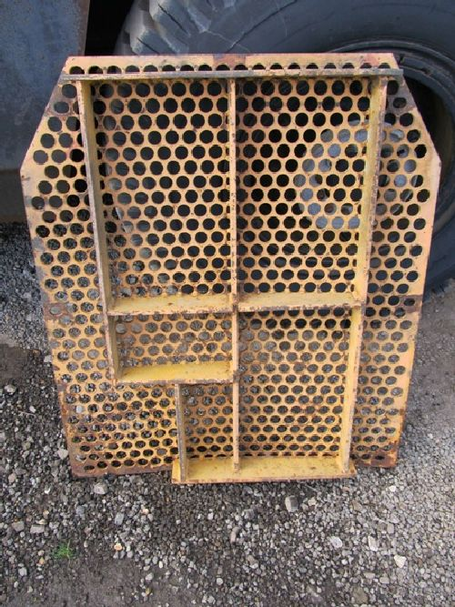 Caterpillar D6C 47J Front Grill Pic 2